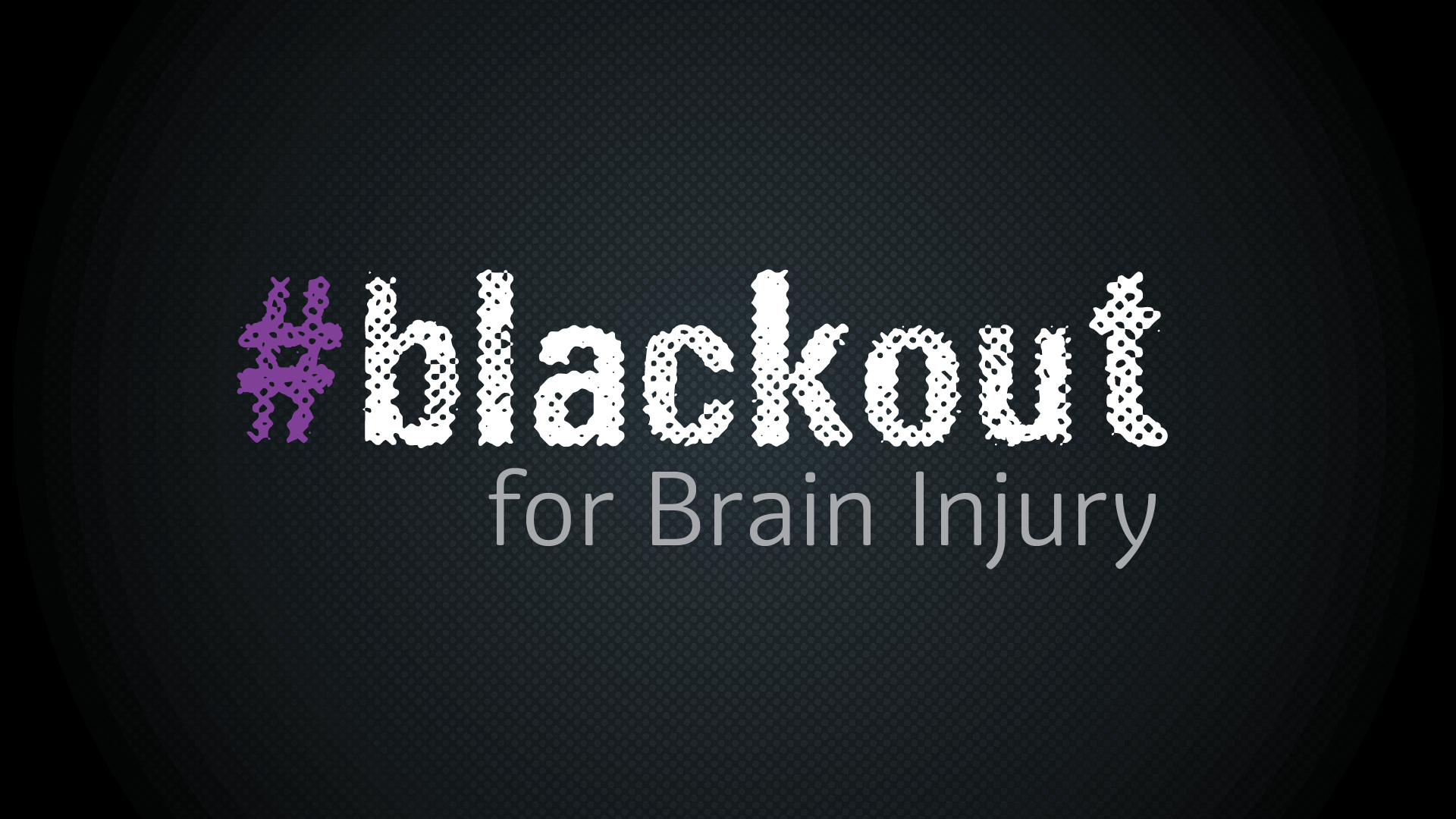 Blackout fb cover